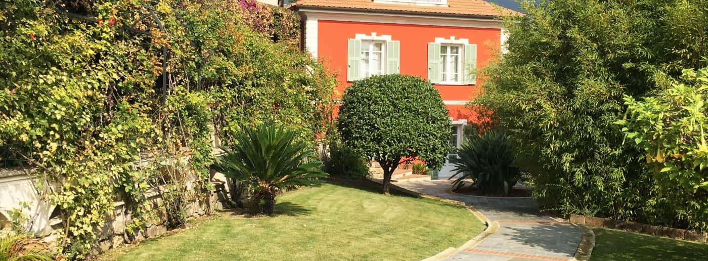 Villa Vista Stute zum Verkauf in Sanremo