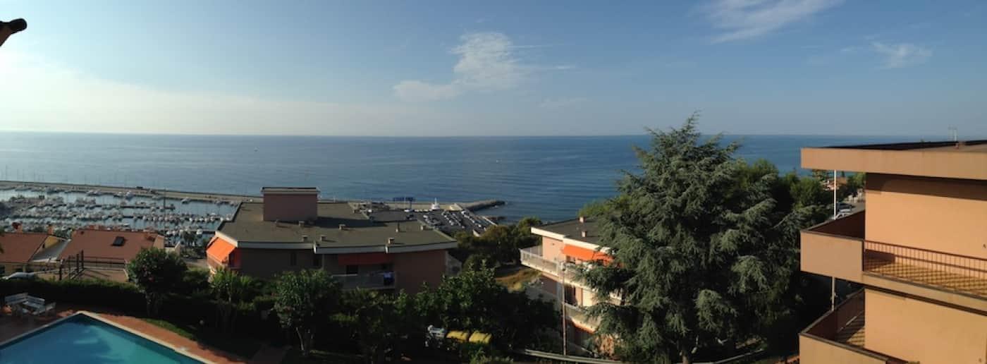Santo Stefano al Mare bilocale in vendita