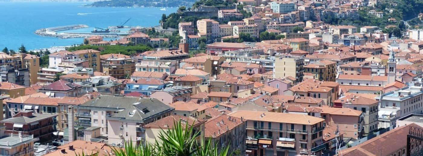 Ventimiglia penthouse sale in the center