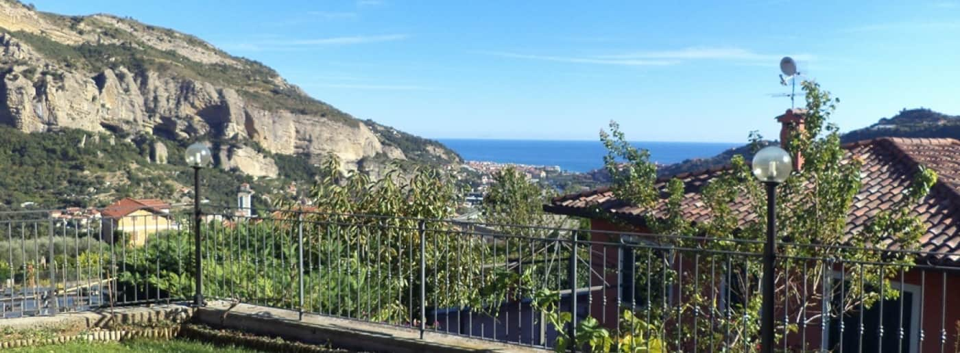 Ventimiglia house seaview for sale