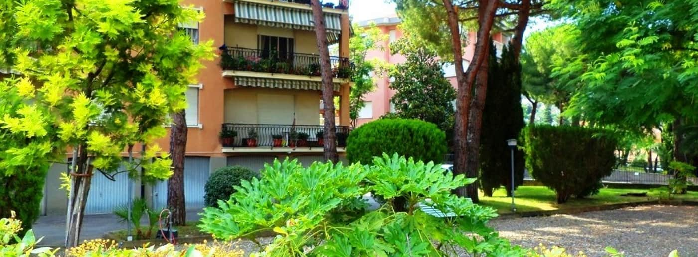 Bordighera apartment for sale sea view