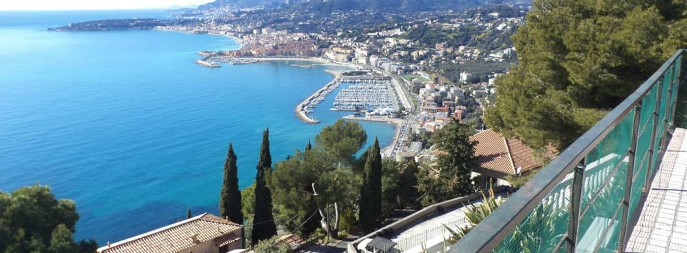 Ventimiglia villa  seaview for sale
