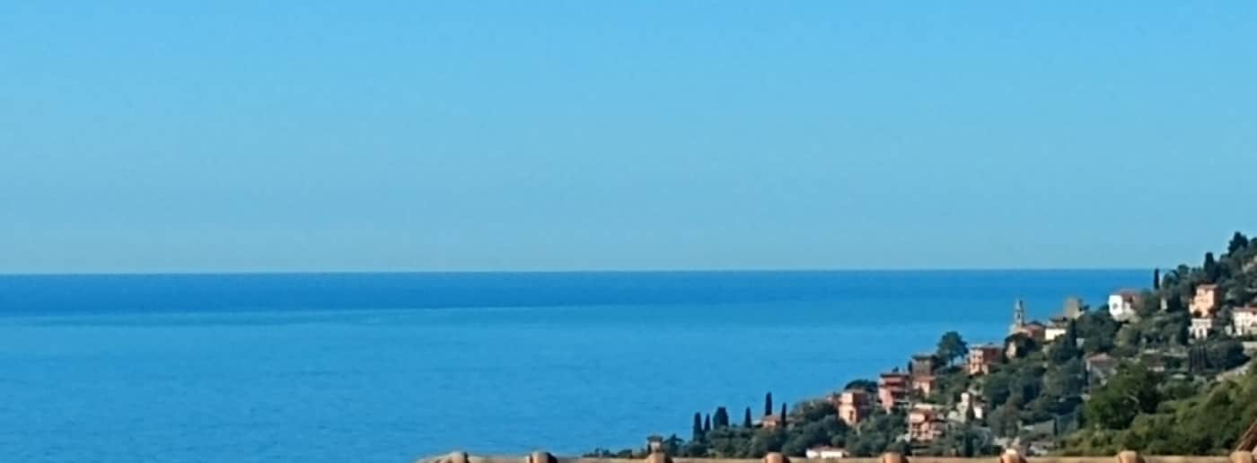 Ventimiglia zone Ville sea view apartment