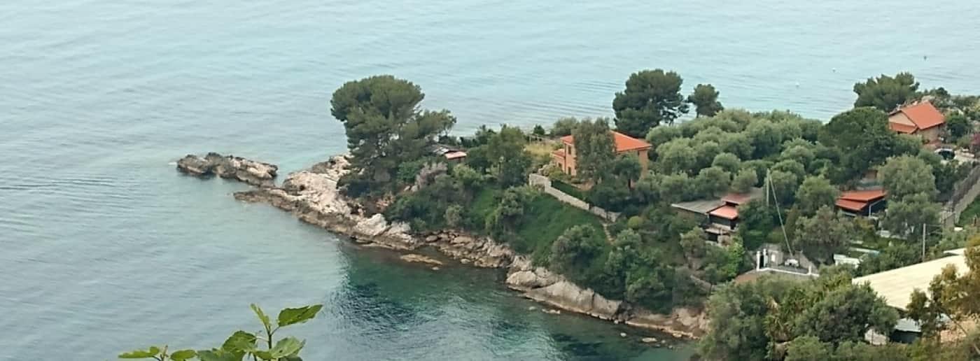 Grimaldi inf. vendita appartamento vista mare