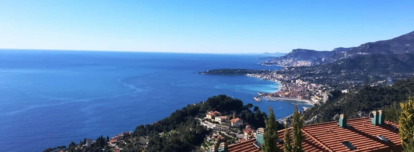 Ventimiglia appartement vue  mer à la vente