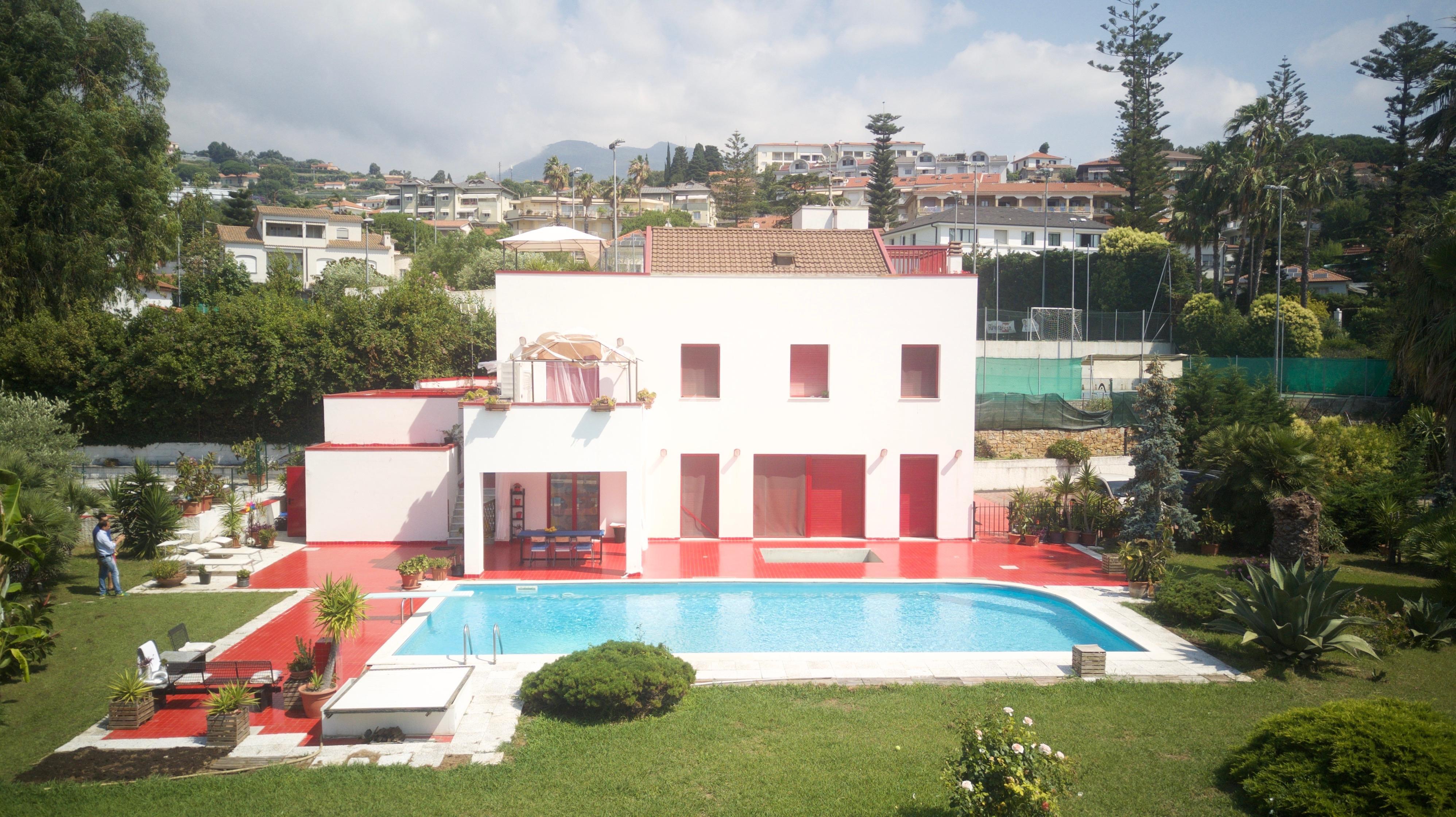 Sanremo Villa zu verkaufen mit Meerblick<br />1/21