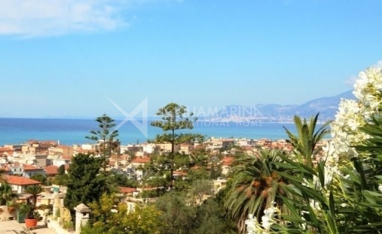Bordighera appartement vue mer à vendre<br />1/1