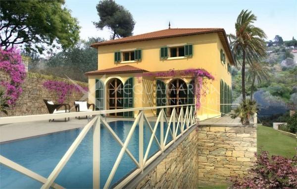 Bordighera villa in vendita <br />1/10