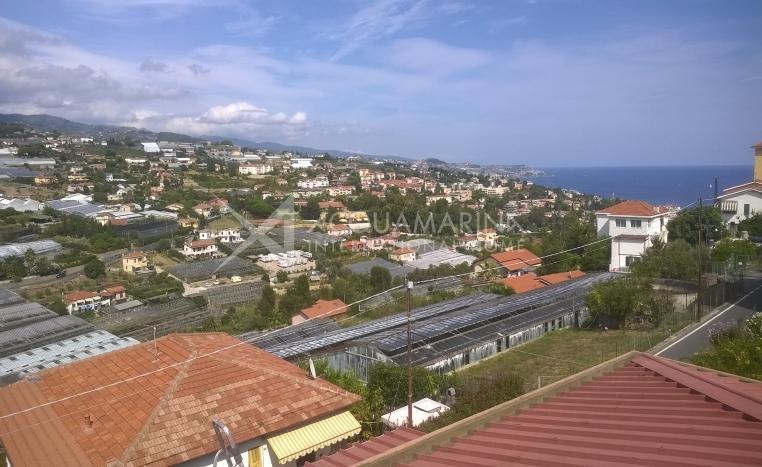 Sanremo villa for sale Sea View<br />1/12