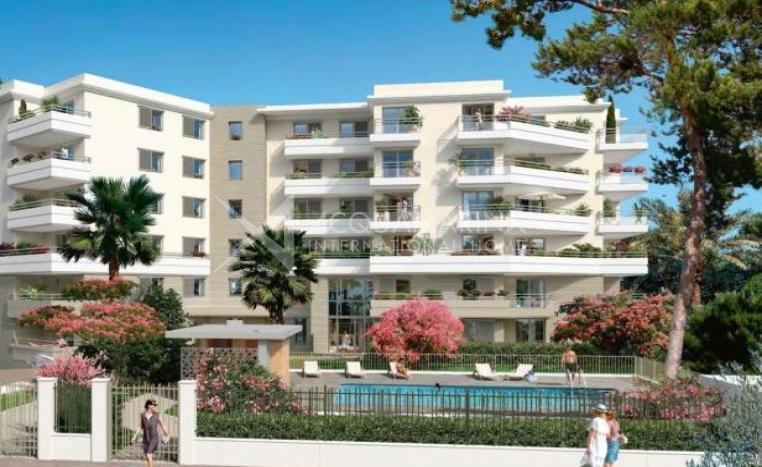 Neubauwohnungen in Antibes-Juan-les-Pins<br />1/2