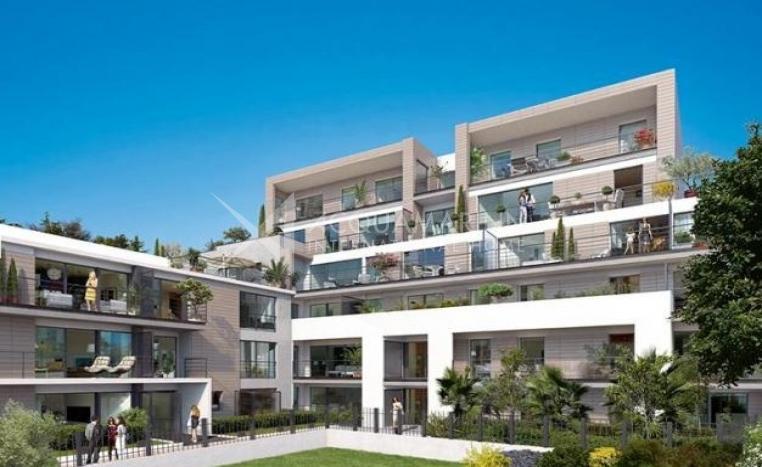 Luxus Neubauwohnungen in Antibes<br />1/3