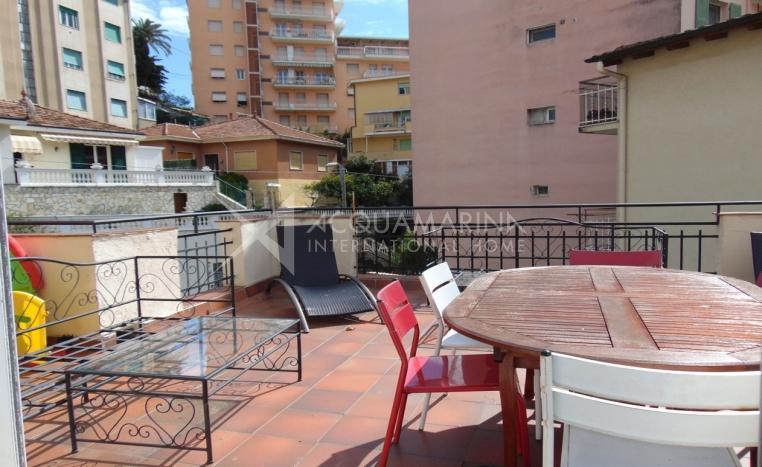Sanremo appartamento con terrazza in vendita - Scheda immobile ...