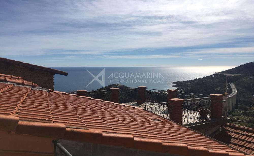 Ventimiglia sale sea view apartment<br />1/27