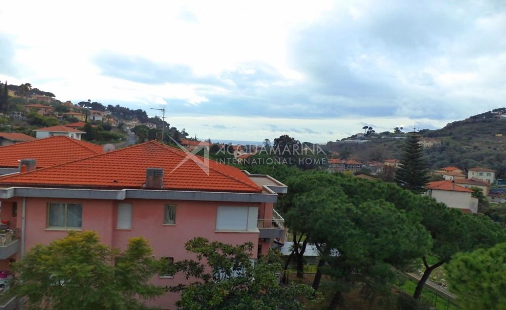 Bordighera apartment for sale sea view<br />1/15