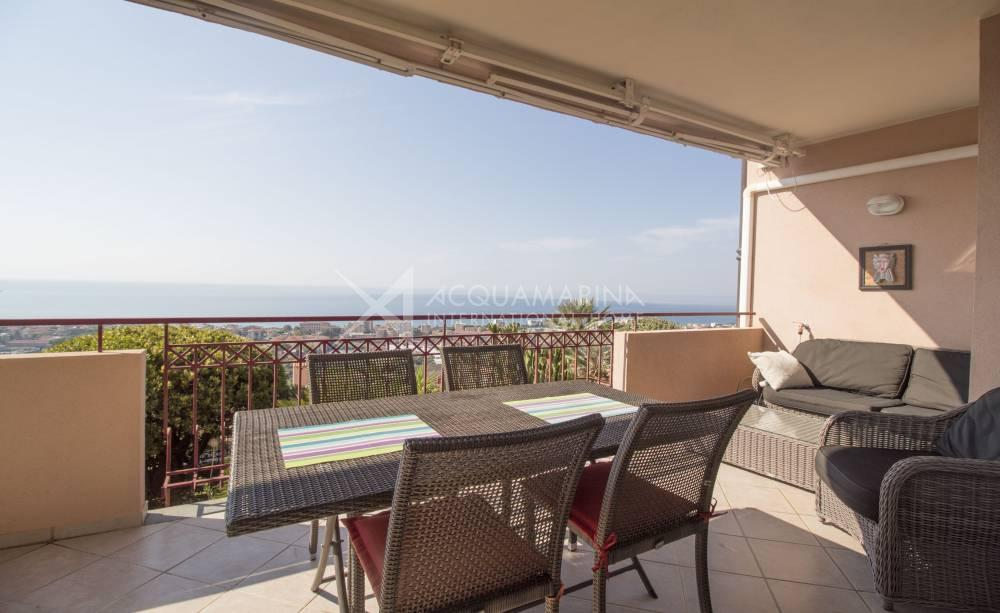 Appartamento con vista panoramica Bordighera <br />1/17