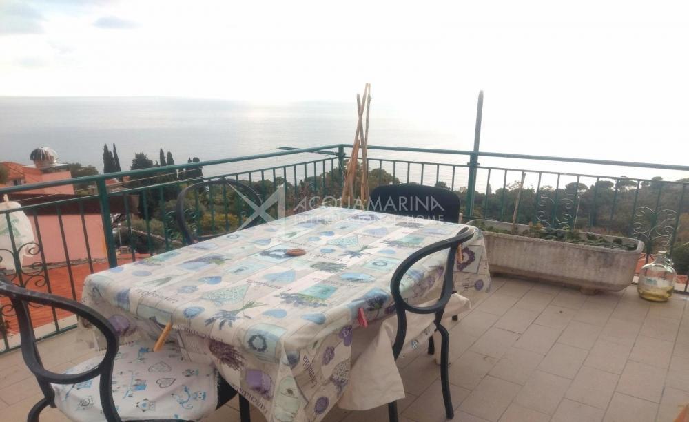 Ventimiglia mortola sea view apartment<br />1/11