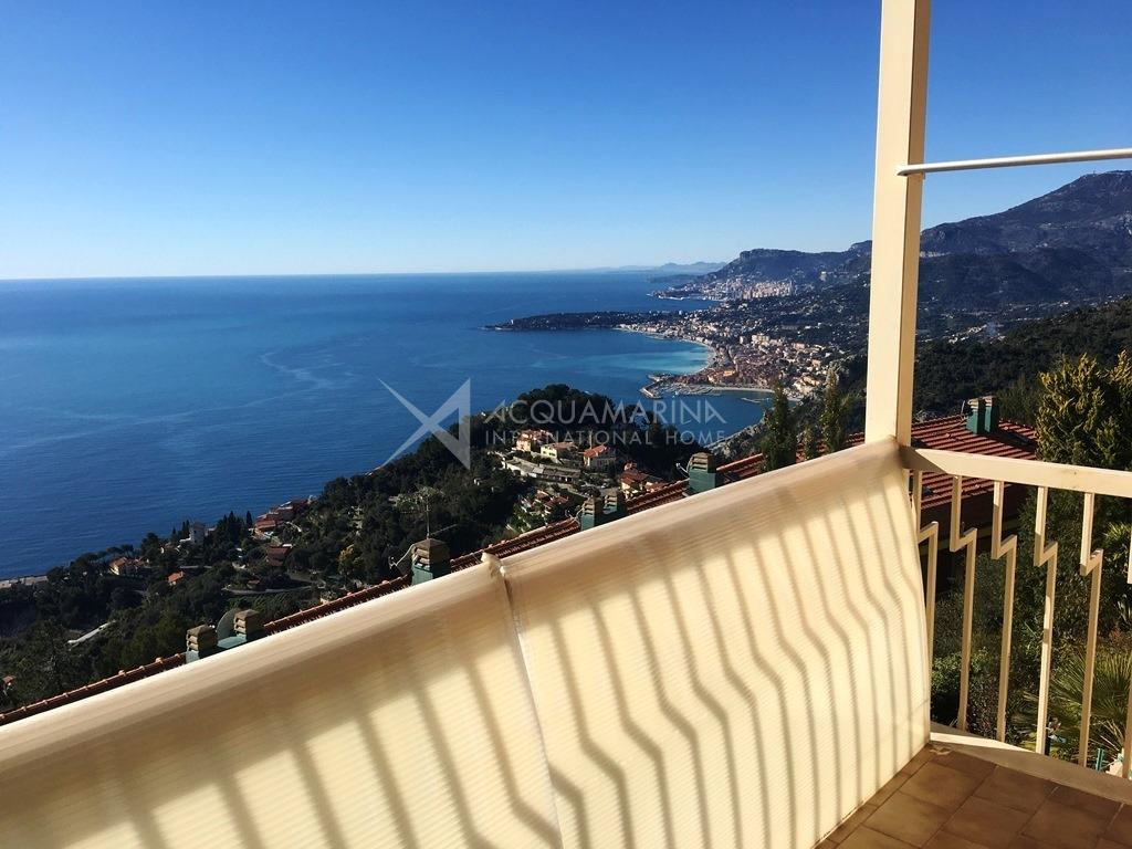 Ventimiglia appartement vue  mer à la vente <br />1/14