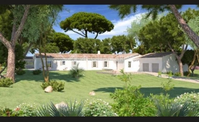 Ile de Ré vendita Villa<br />1/4