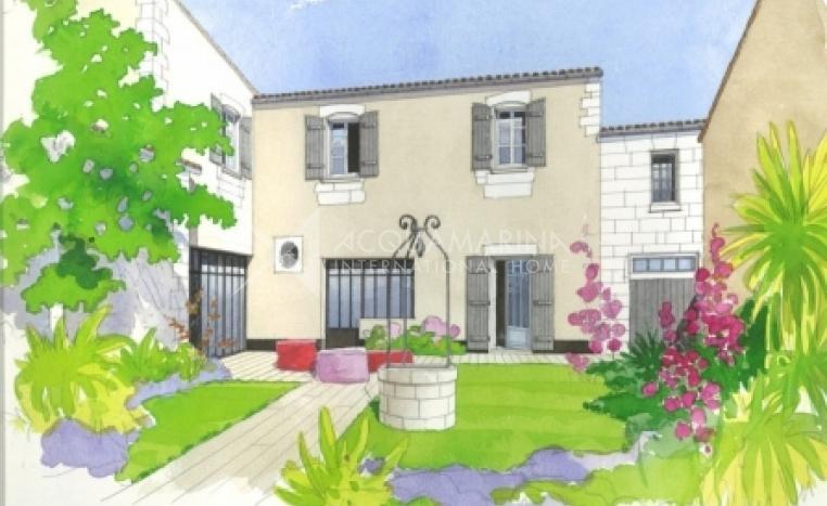 Ile de Ré Villa For Sale<br />1/1