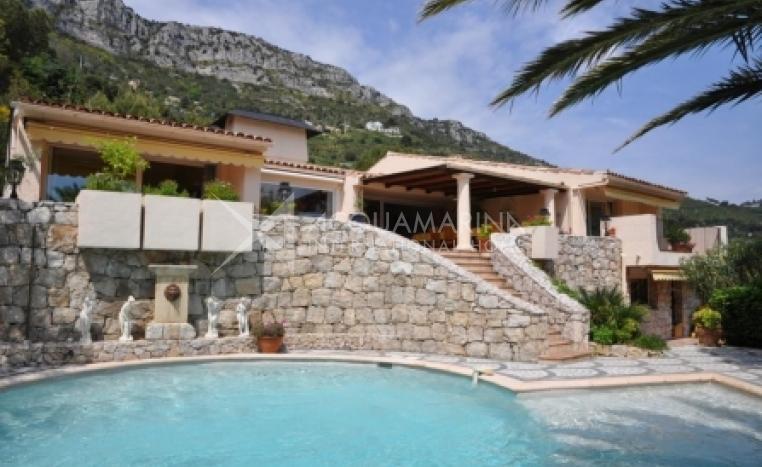 Éze-sur-Mer vendita Villa<br />1/1