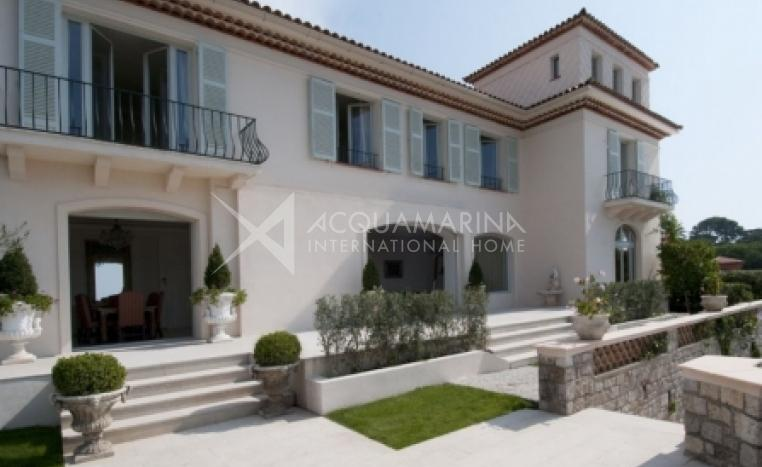Cap d'Antibes vendita Villa<br />1/5