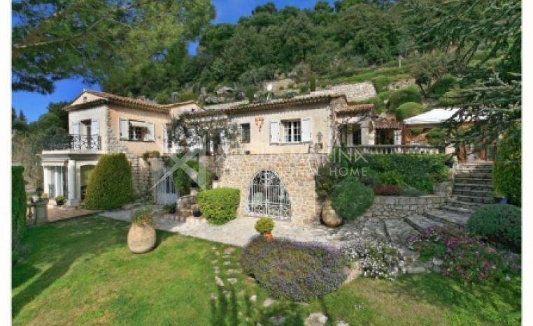 Éze-sur-Mer vendita Villa<br />1/4