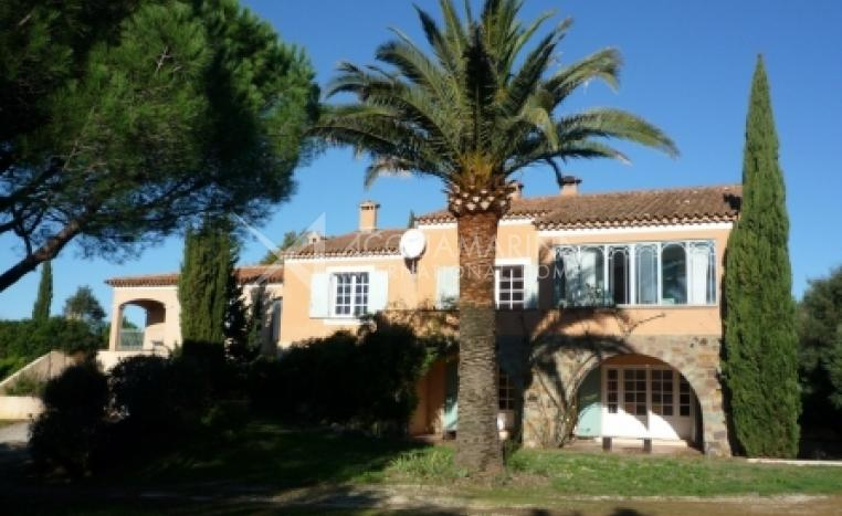 Gassin Villa For Sale<br />1/3