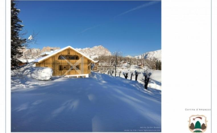 Cortina D'Ampezzo Apartment For Sale<br />1/3