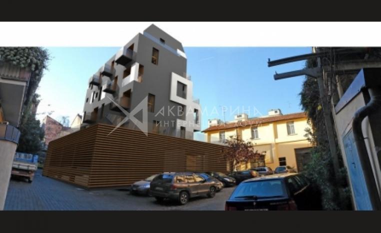 Милан апартаменты и нежилые помещения в новом здании<br />1/2