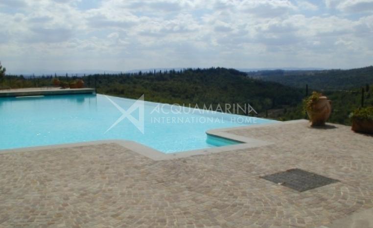 Gaiole in Chianti Chateau / Mansion For Sale<br />1/8