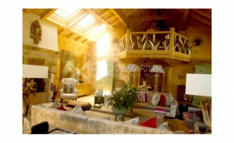 Swiss Alps Chalet For Sale<br />1/8