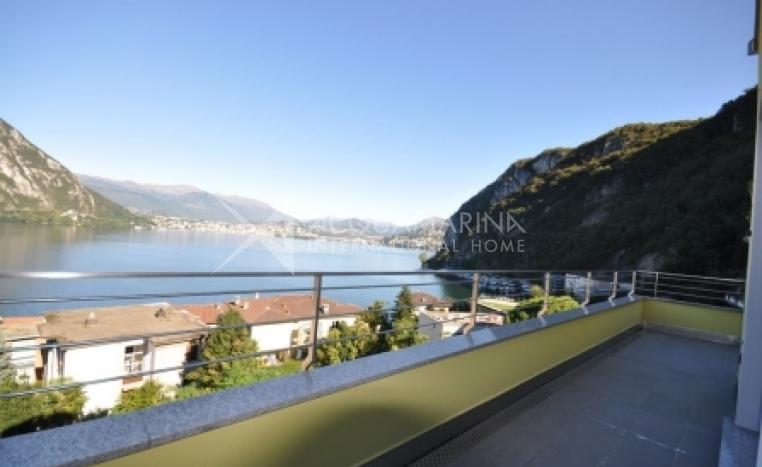 Campione d'Italia Penthouse For Sale<br />1/4