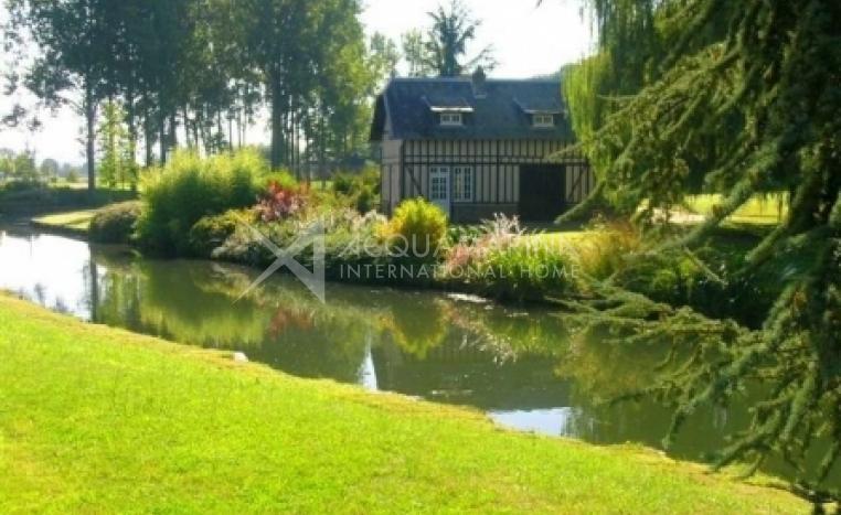 Pont-Audemer Chateau / Mansion For Sale<br />1/3