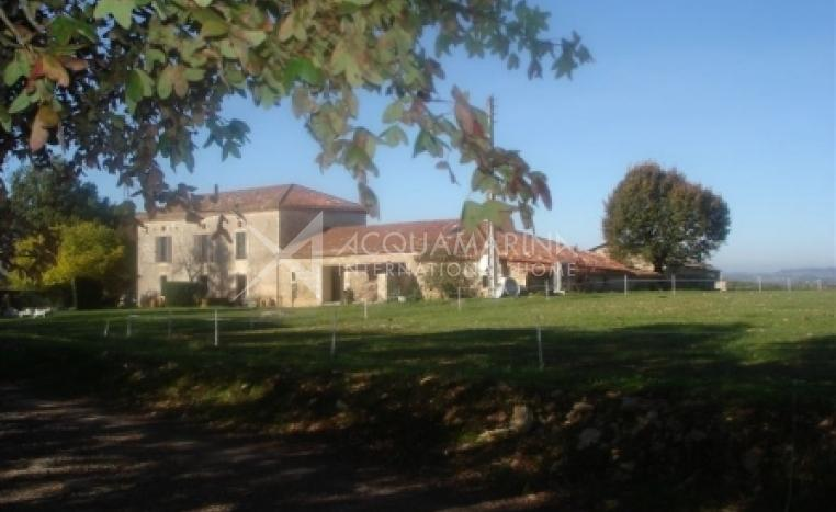 AQUITAINE Country Home For Sale<br />1/4