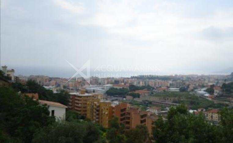 Vallecrosia villa vue mer en vente<br />1/12
