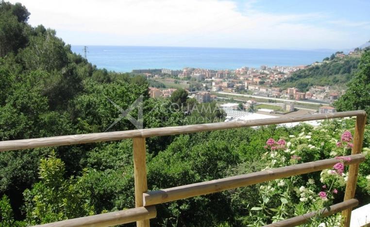 Camporosso Mare villa en vente vue mer<br />1/16