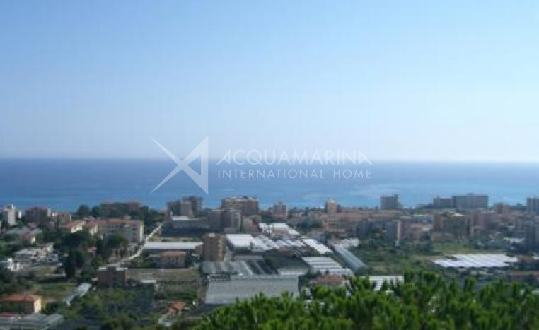 Sea view 3 room Bordighera<br />1/6