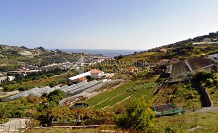 Sanremo terrain en vente<br />1/3