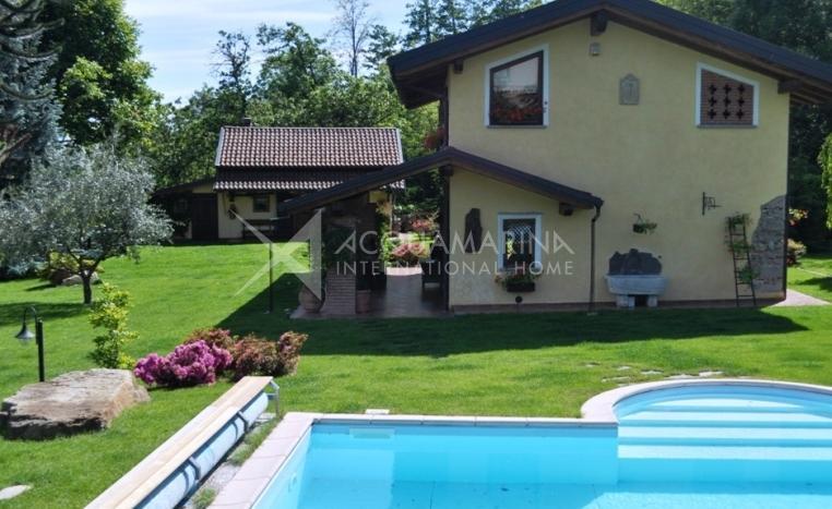 Stresa Villa In Vendita<br />1/12