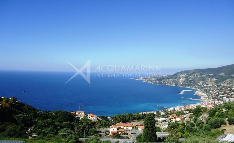 Sanremo villa Vue Mer en Vente<br />1/6