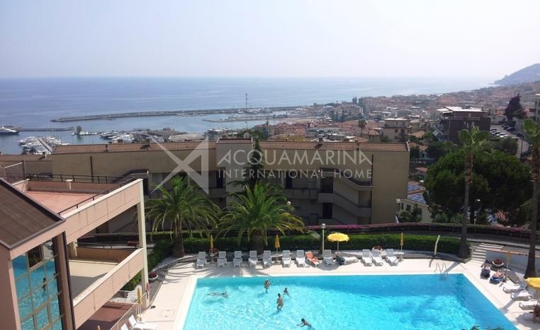 Sanremo appartement vue mer en vente<br />1/13