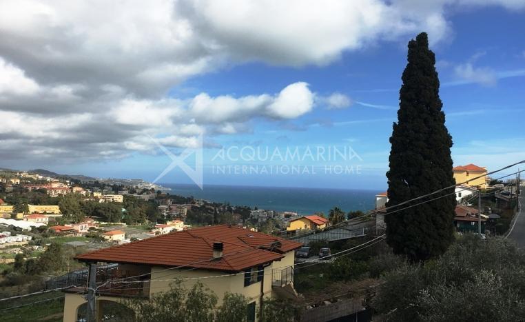 Sanremo villa vue mer en vente<br />1/21