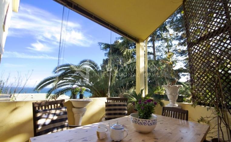 Affitto Appartamento In Villa Sanremo Vicino Al Mare