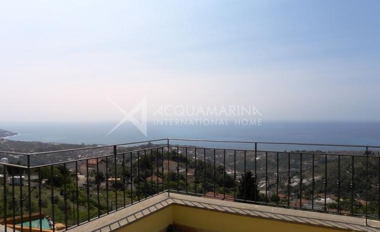 Sanremo villa Vue Mer en Vente<br />1/15