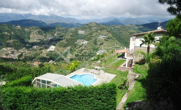 Bordighera Villa Vue Mer en Vente<br />1/24