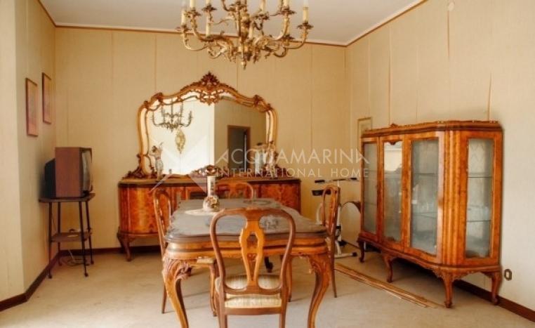 Sanremo appartamento vista mare in vendita sanremo for Planimetrie seminterrato da 1000 piedi quadrati