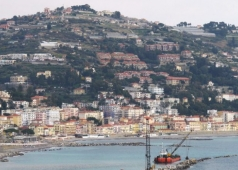 Ospedaletti, the version of the new port is ready.